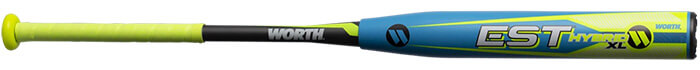 2020 Worth EST Hybrid XL Slowpitch Bat (WHY12U)