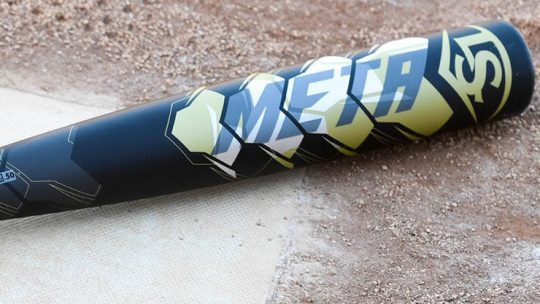 2021 Louisville Slugger Meta BBCOR bat review