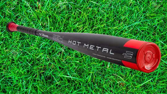 2021 Mizuno B21-Hot Metal BBCOR review