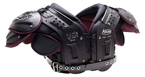 Adams VS500 All-Purpose Football Shoulder Pad