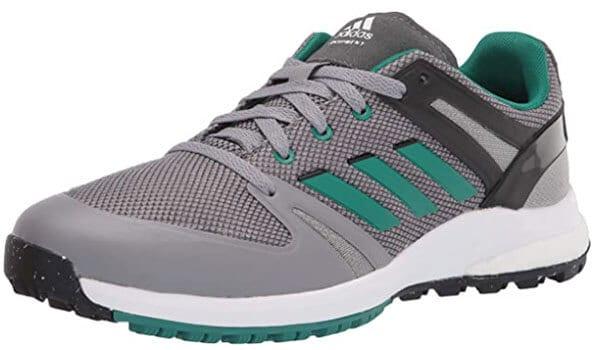 Adidas EQT Primegreen Spikeless Wide Golf Shoe