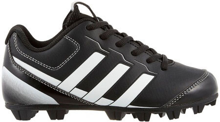 Adidas Kids' Rundown baseball cleats