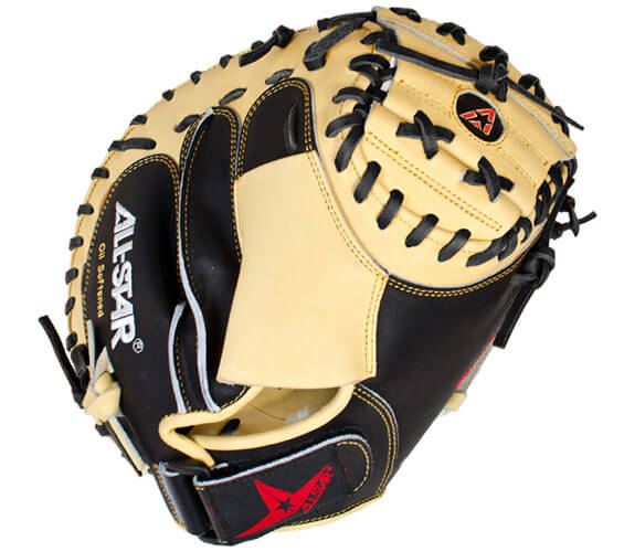 All-Star Pro Advanced CM3100SBT 33.5-Inch Catcher's Mitt