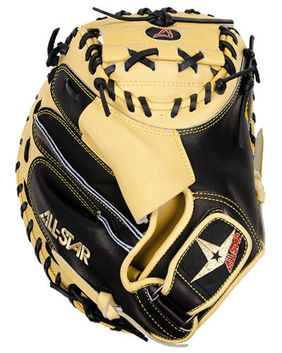 All-Star Pro-Elite 33.5-Inch Catcher's Mitt (CM3000SBT)