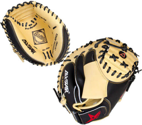 All-Star Young Pro Series catchers mitt (CM1100PRO)