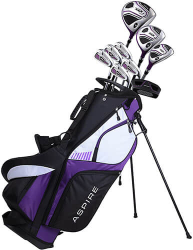 Aspire XD1 Women's 13-Piece Golf Club Set