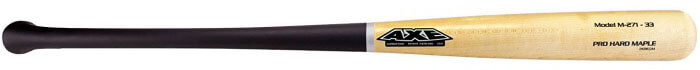 Axe Pro Hard Maple Wood Baseball Bat L118 (271 Profile)