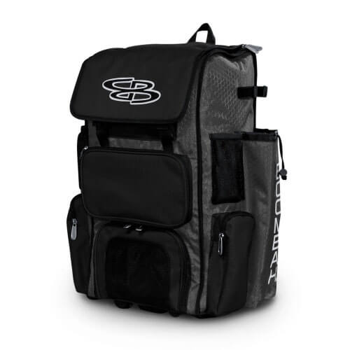 Boombah Superpack Rolling Bat Bag