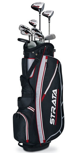 Callaway Men's Strata Complete 12-Piece Golf Set