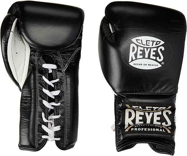 Cleto Reyes Traditional Lace-Up Training Boxing Gloves
