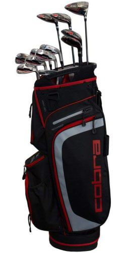 Cobra XL Men's Complete Golf Club Set