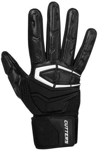 Cutters Force 3.0 Padded Lineman Football Gloves