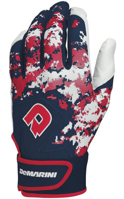 DeMarini Digi Camo II Youth Batting Gloves