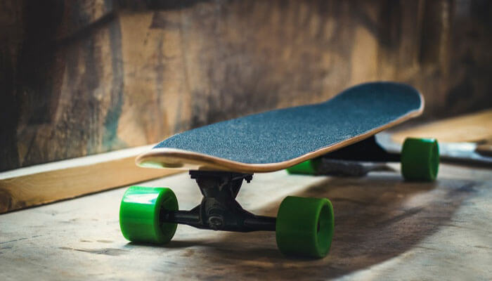 different types of skateboards
