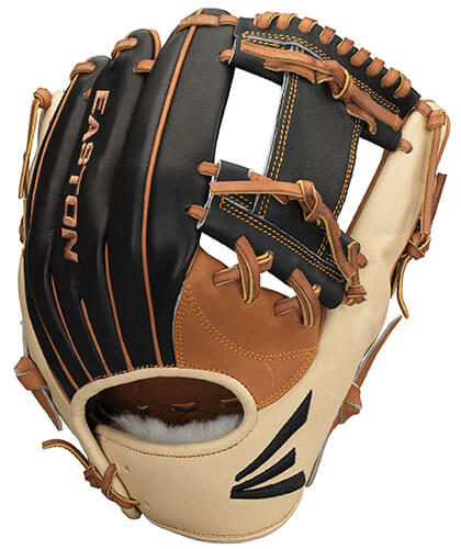 Easton Professional Collection Hybrid 11.5-Inch Infield Baseball Glove