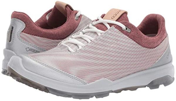 Ecco Women's Biom Hybrid 3 waterproof golf shoes