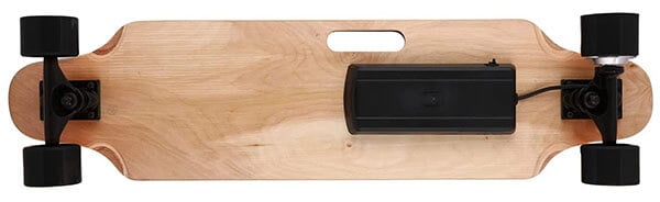 Elifine Electric Longboard with Wireless Control