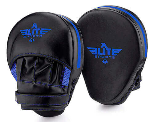 Elite Sports Essential Curved Boxing Punching Mitts