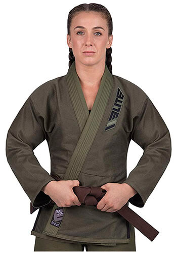 Elite Sports Ultra Light Women's BJJ Gi