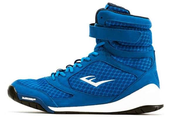 Everlast Elite High Top Boxing Shoes