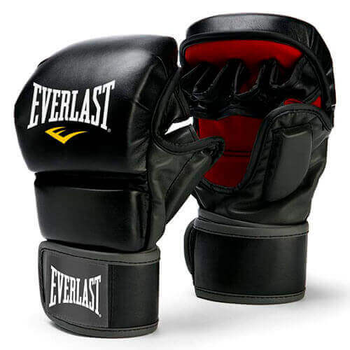 Everlast Striking Training MMA Gloves