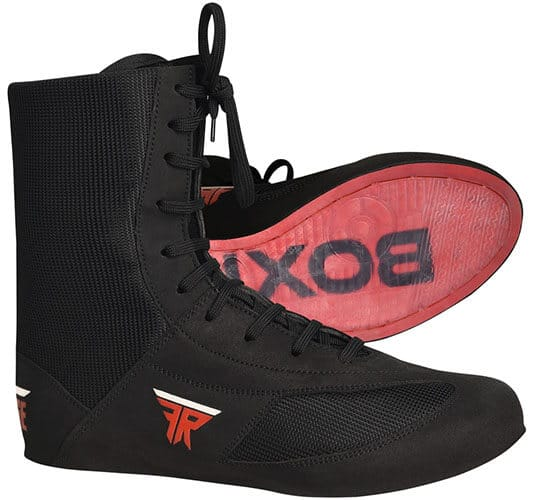 Fistrage High Top Boxing Shoes