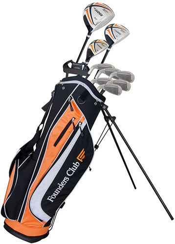 Founders Club The Judge Complete Golf Set