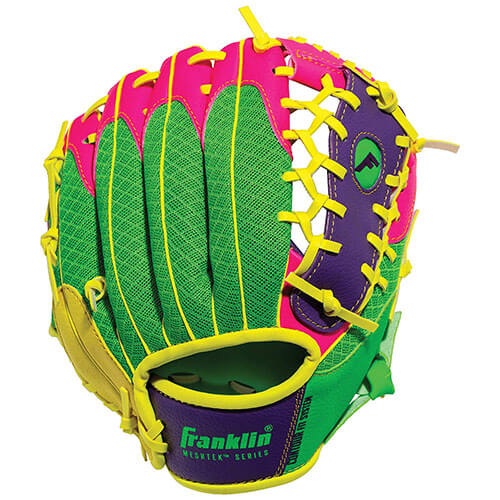Franklin MeshTek 9.5-Inch Tee Ball Kids Baseball Glove