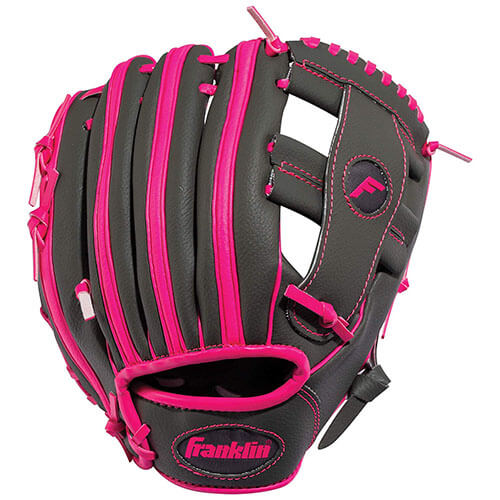 Franklin RTP Performance Series 9.5-Inch Tee Ball Kids Fielding Glove