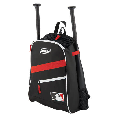 Franklin Sports MLB Batpack Bag