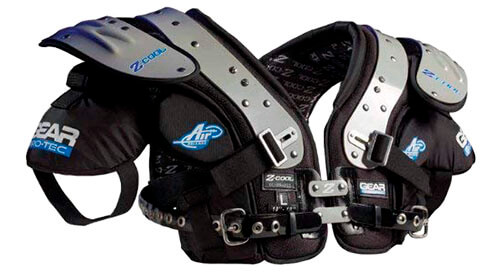 Gear Pro-Tec Z-COOL OL/DL-Pro Football Shoulder Pad