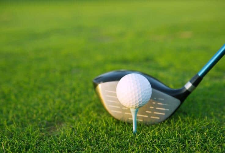 golf driver types of clubs