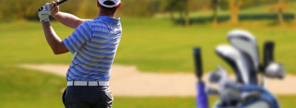golf equipment list for beginners