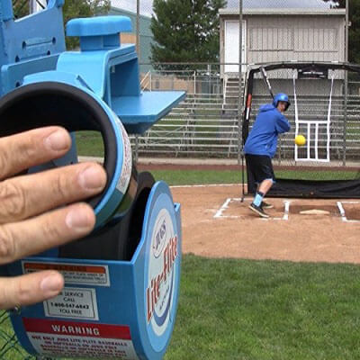 JUGS Lite-Flite pitching machine review