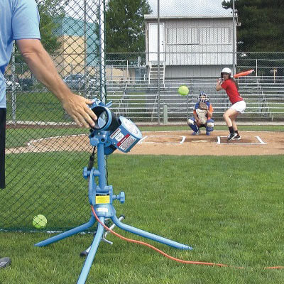 JUGS M6000 Lite-Flite - great pitching machine for under $500