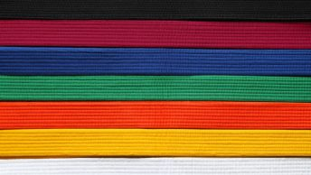 Kung Fu belts and sashes