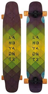 "Landyachtz 45.5"" Stratus Bamboo Complete Longboard"