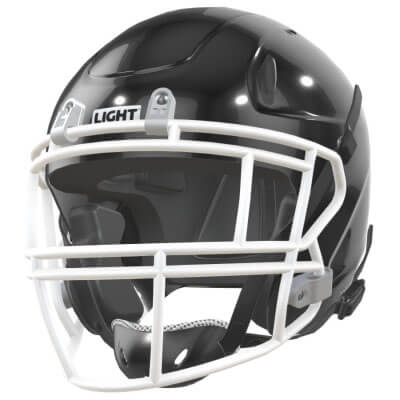 Light LS1 Football Helmet