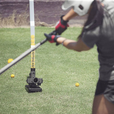 Lightning Bolt Pro - the best pitching machine for 6 year old