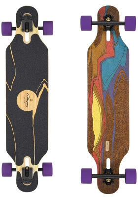 """Loaded Icarus 38.4"""" Bamboo Complete Longboard"""