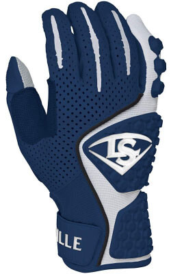 Louisville Slugger Advanced Design Youth Batting Gloves