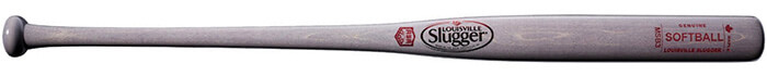 Louisville Slugger Maple MSB3 Wood Slowpitch Bat (WTLWSMSB3A2034)