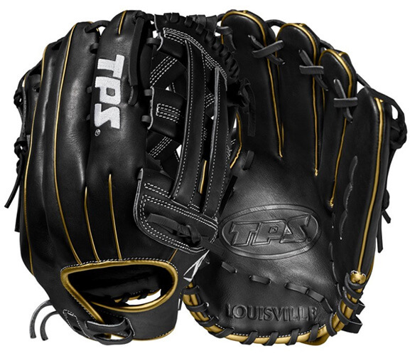 Louisville Slugger TPS 13.5-Inch Slowpitch Softball Glove (WTLP20135)