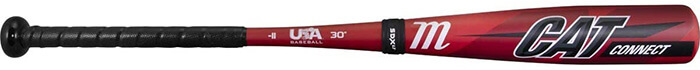 Marucci CAT Connect (-11) USA Baseball Bat: (MSBCC11USA)