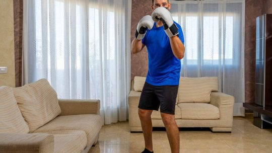 MMA Home Workout Routine