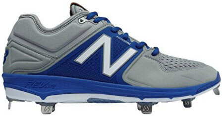 New Balance L3000V3 metal spikes