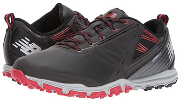 New Balance Minimus SL waterproof spikeless golf shoes