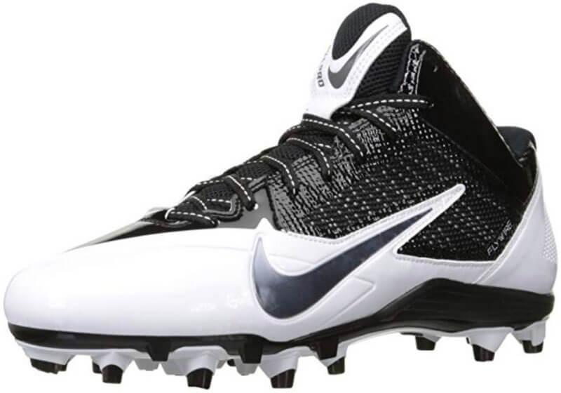Nike Alpha Pro Football Cleats
