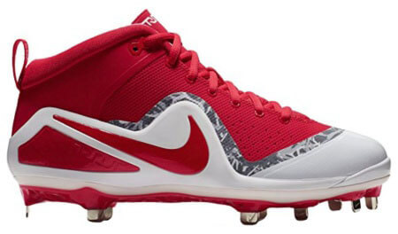 Nike Force Zoom 4 Mike Trout baseball cleats