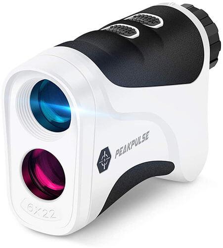 Peakpulse 6Pro Golf Laser Rangefinder